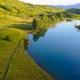Beautiful Lake Aerial Shot - VideoHive Item for Sale