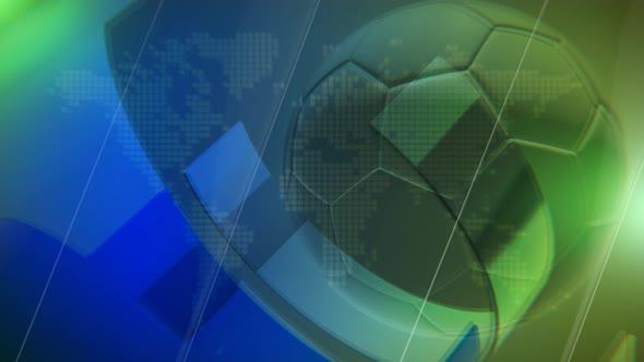 World Soccer Background 4K