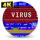 Computer Virus Spreading - VideoHive Item for Sale