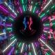 Cyberpunk Head Statue Rotating VJ Loop - VideoHive Item for Sale