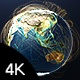 Global Earth Growing Networks - VideoHive Item for Sale
