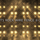 Lights Rock Wire Fence Pack - VideoHive Item for Sale