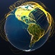 Global Earth Networks - VideoHive Item for Sale